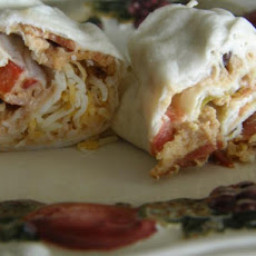 Bacon and Green Chile Roll-Ups