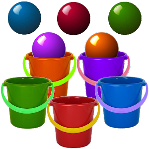 Bucket Roleta - Bucket Bubble Ball Game For PC (Windows & MAC)