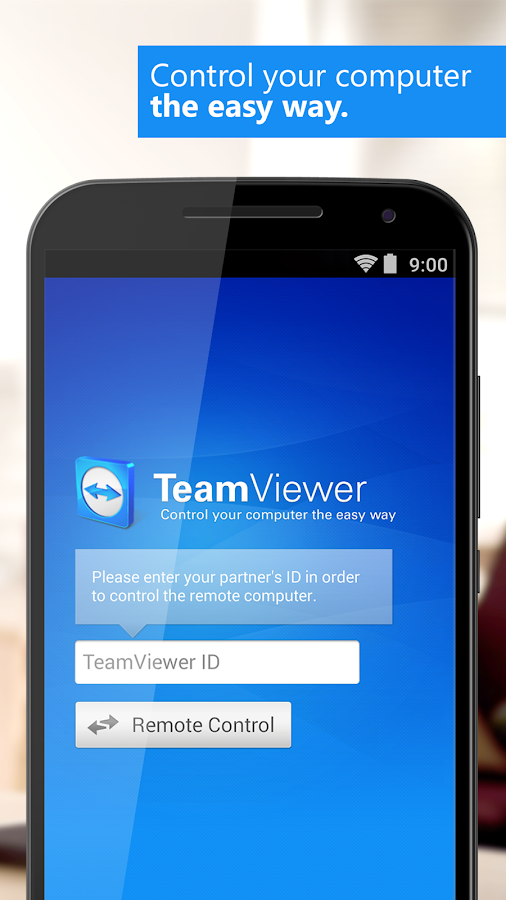 TeamViewer for Remote Control Screendshot 2