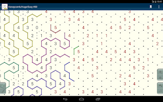Screenshot of Slitherlink