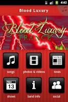 Screenshot of Blood Luxury
