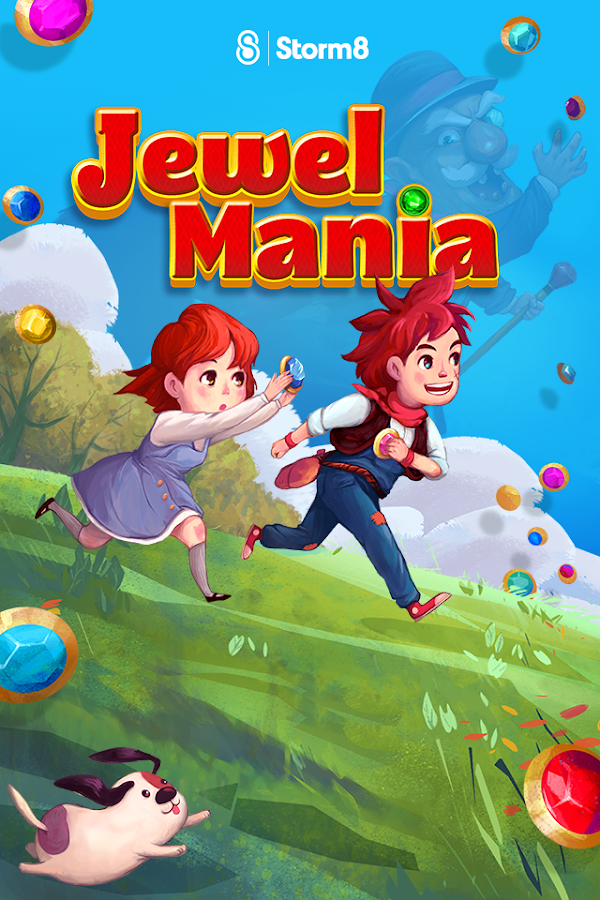 Jewel Mania™ Screenshot