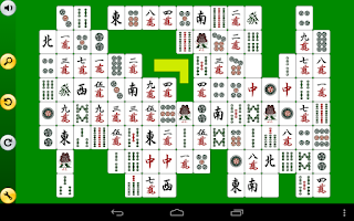 Screenshot of Mahjong Connect