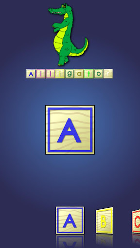 Alphabet Zoo Lite + Child Lock