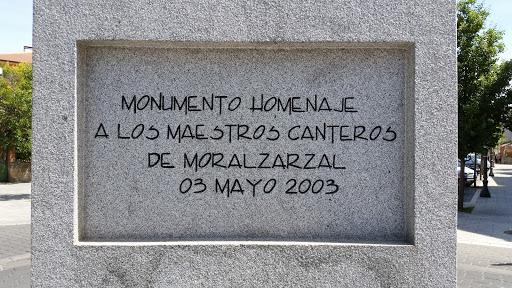 Homenaje A Los Maestros Canteros