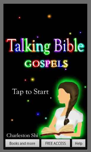 Talking Bible Gospels