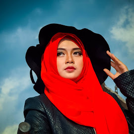 Hijab lover bersama fotoholic by Kharis Fadillah - People Fashion