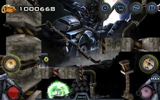 Screenshot of Iron Jack