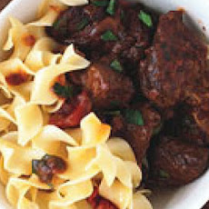 Turkish Beef Stew