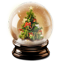 aiCrystalBall Christmas Tree icon