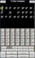 Screenshot of ChordPad - Android Chord Book