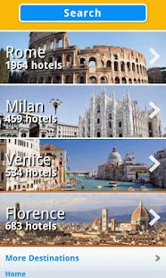 mX Italy - Top Travel Guide - screenshot