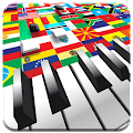 Game Piano Master National Anthems APK for Kindle