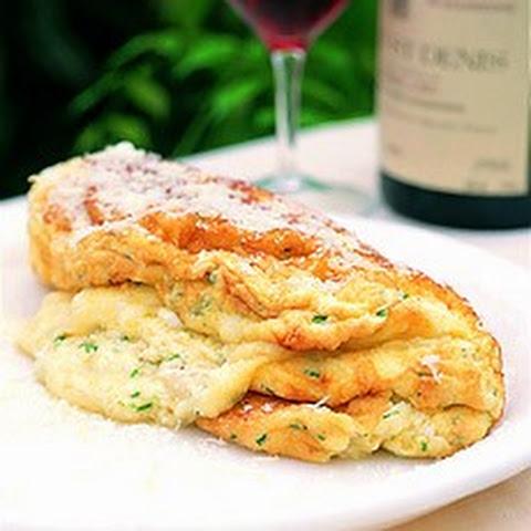 Parmesan Cheese Egg Souffle Recepten | Yummly