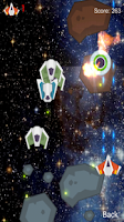 Screenshot of Galaxy Outbreak Invaders