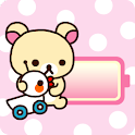 Rilakkuma Battery Widget 5 icon
