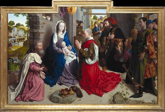 Goes Hugo van der, Adorazione dei re