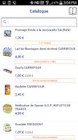 Screenshot of Carrefour