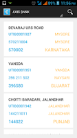 Screenshot of AllCodes PIN IFSC MICR (india)