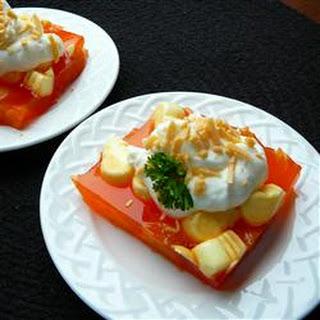 Apricot Gelatin Salad Recipes