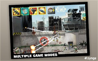 Screenshot of ZombieSmash