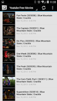 Screenshot of Movie Hub