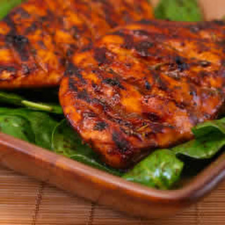 Grilled Chicken with Balsamic Vinegar
