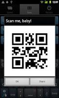 Screenshot of Quiry.me - Social QR Codes