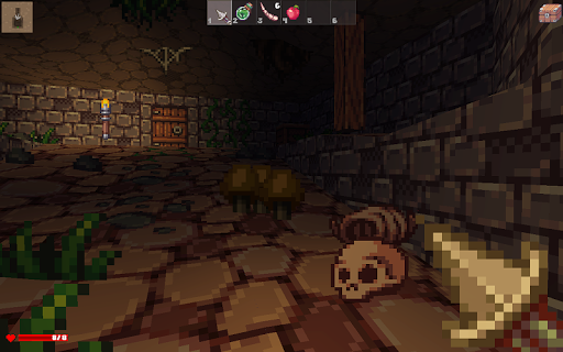 Delver - screenshot