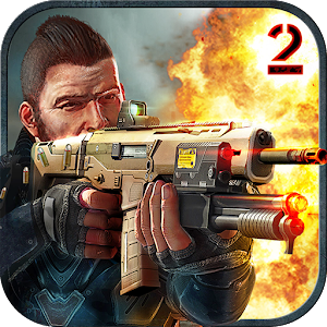 Overkill 2 is a F2P shooter that's all about shooting... and guns. APK Icon