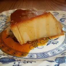 Caramelized Coffee Flan