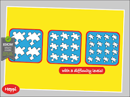 Screenshot of Bo's Jigsaw Puzzles