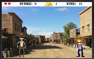 Screenshot of Western Gold Game 3