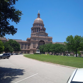 The biggest state capital dome in the country by Robert Bellville - Novices Only Street & Candid