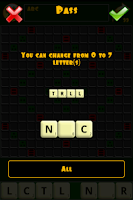 Screenshot of My Word Game Lite