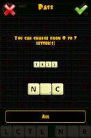 Screenshot of My Word Game Lite