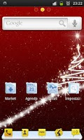 Screenshot of GO Launcher Theme Christmas