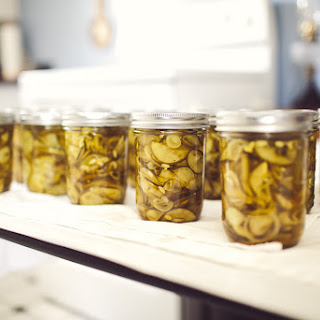 Bread And Butter Pickles With Peppers Recipes