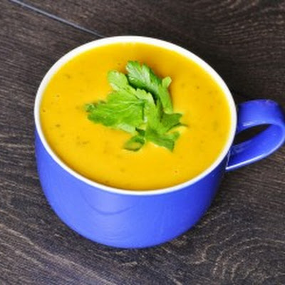 Sweet Potato-Carrot Soup