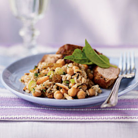 Wild Rice and Barley Salad