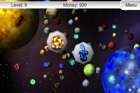 Space Memory 3D - screenshot