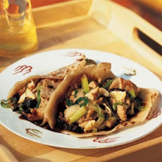 Moo Shu Pork With Mandarin Pancakes