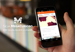Screenshot of Mega Curioso