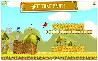 Screenshot of Rhino Rush Stampede