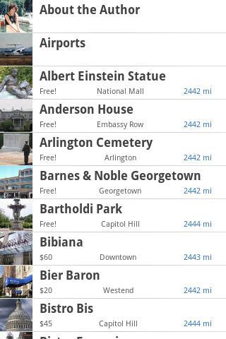 【免費旅遊App】Washington DC Undercover-APP點子