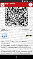 Screenshot of Wiener Linien