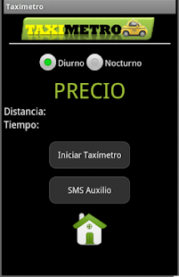 Taximetro Ibarra - screenshot
