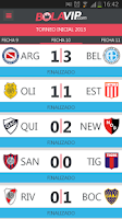 Screenshot of BolaVip Futbol Argentino