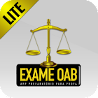 Prova da OAB Lite icon