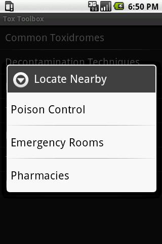 【免費醫療App】Tox Toolbox-APP點子